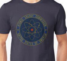 Atomic Energy Commission - Flat Unisex T-Shirt