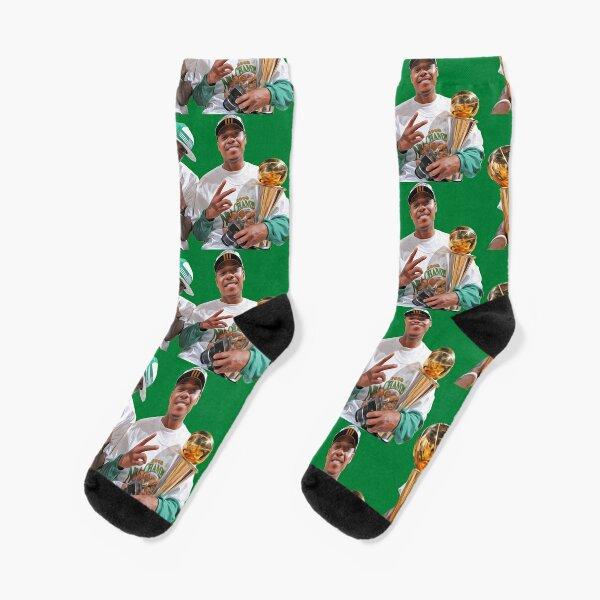 Kevin Garnett and Paul Pierce Socks