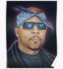 Nate Dogg Tribute Poster
