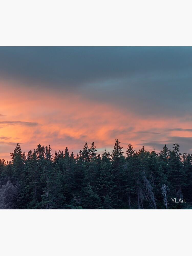 Sunset at Prince Edward Island II by YLArt