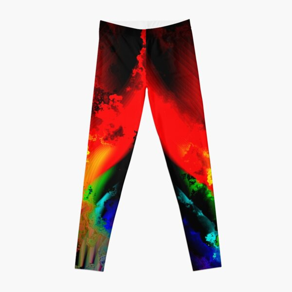 The Rainbow Way Leggings