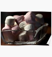 Marshmallow Delights Poster