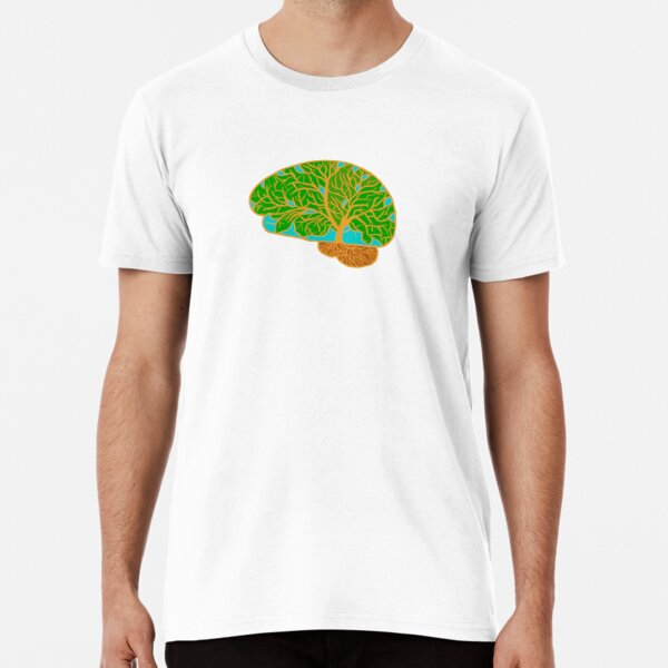 Tree Brain Premium T-Shirt