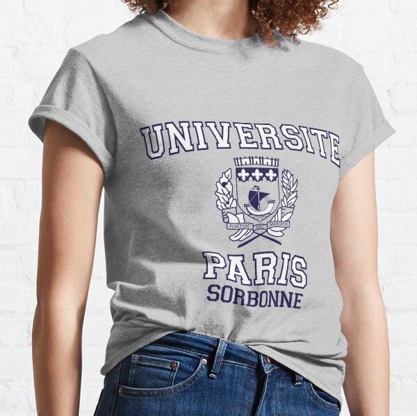Universite Paris La Sorbonne Classic T-Shirt
