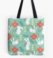 Rabbit Season Tote Bag