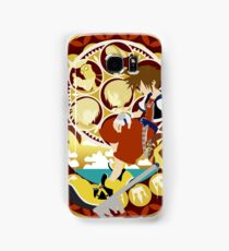 Kingdom Hearts Station (Red) Samsung Galaxy Case/Skin