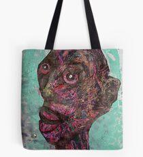 Face, Bernard Lacoque-105 Tote Bag