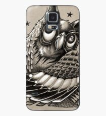 Decorative Owl Case/Skin for Samsung Galaxy