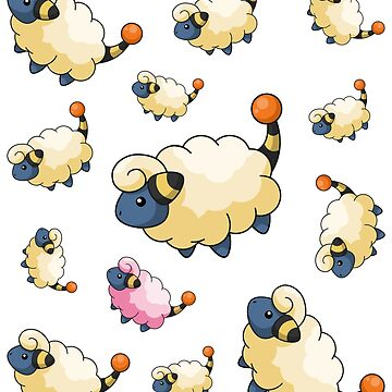 Do Trainers Dream of Electric Mareep? by MagentaBlimp
