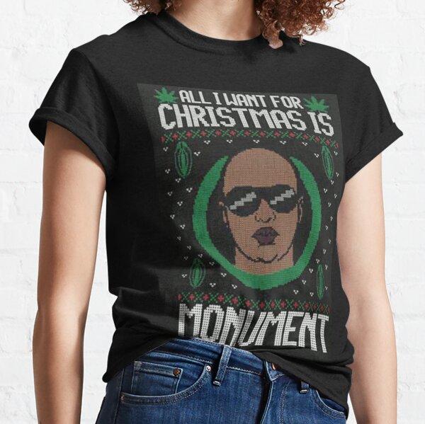 Alkpote Monument T-shirt classique