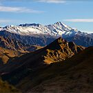 N.Z. Rugged Mountains 11 by Chris Cohen