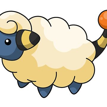 Mareep by MagentaBlimp
