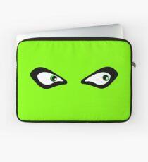 Mad Eyes Fun Design Laptop Sleeve