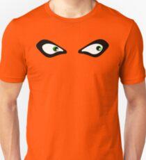 Mad Eyes Fun Design Unisex T-Shirt