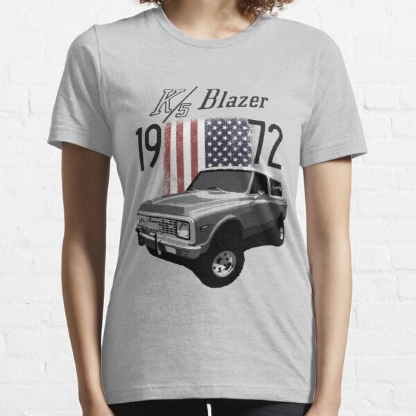 1972 Chevy K/5 Blazer Essential T-Shirt