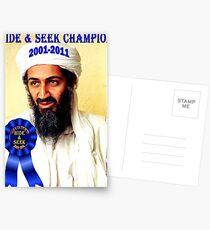 Hide & Seek Champion Postcards