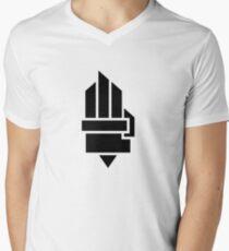 The Hunger Games - Hand (Light Version) Men's V-Neck T-Shirt