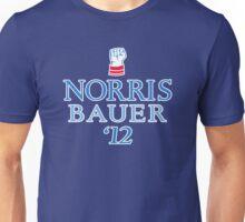 Norris & Bauer in 2012 Unisex T-Shirt