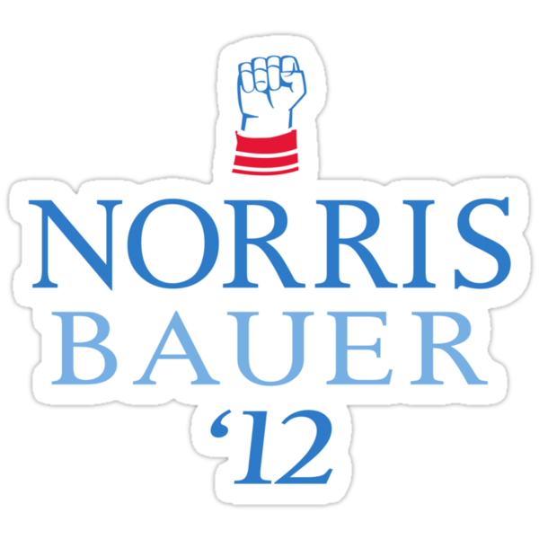 Norris & Bauer in 2012 by noelgreen