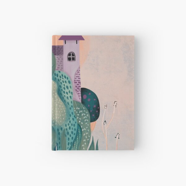 Dragon's home Hardcover Journal