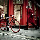 Red by Tony Day