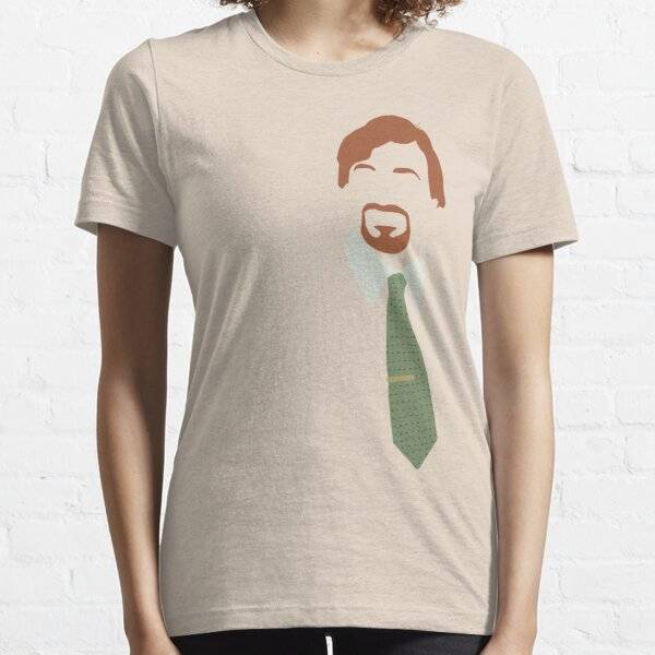 Flight of the Conchords Silly-ettes: Murray Essential T-Shirt