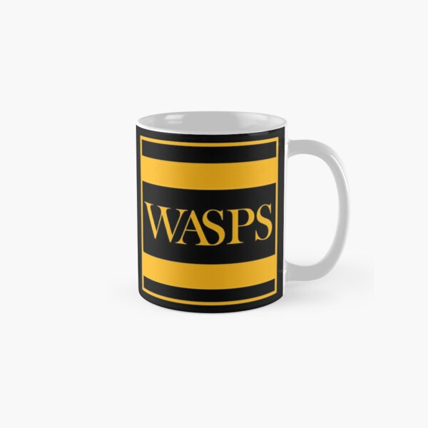 WASPS RUGBY COLOUR code Classic Mug