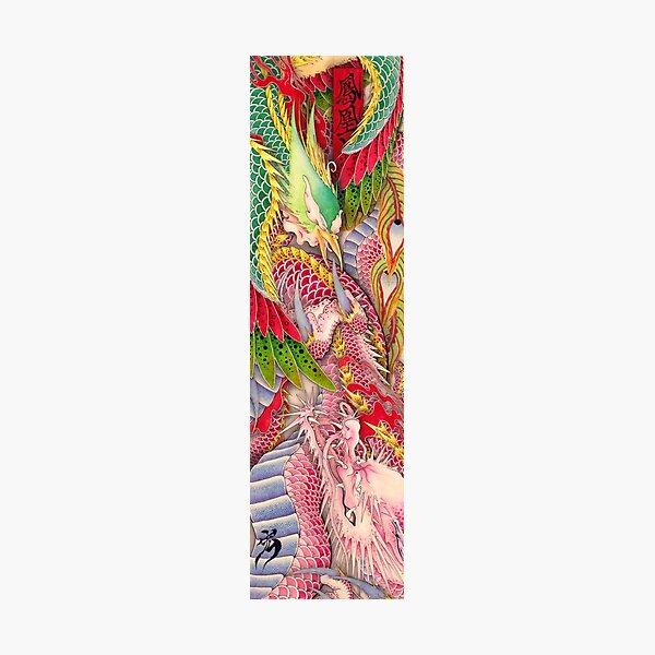 Phoenix and Dragon Photographic Print