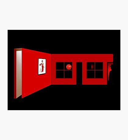 House of secrets Photographic Print