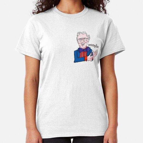 Sudoku Guy Version 2 Classic T-Shirt