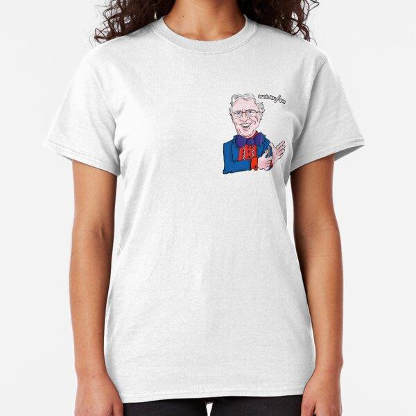 Sudoku Guy Version 3 Classic T-Shirt