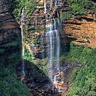 Wentworth Falls, NSW, Australia  by Adrian Paul