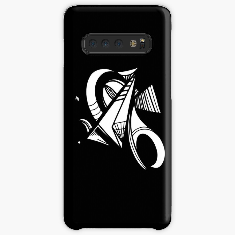 Abstract Doodle 3 Case & Skin for Samsung Galaxy