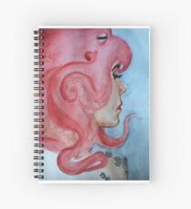 Cuaderno de espiral there's something on your head