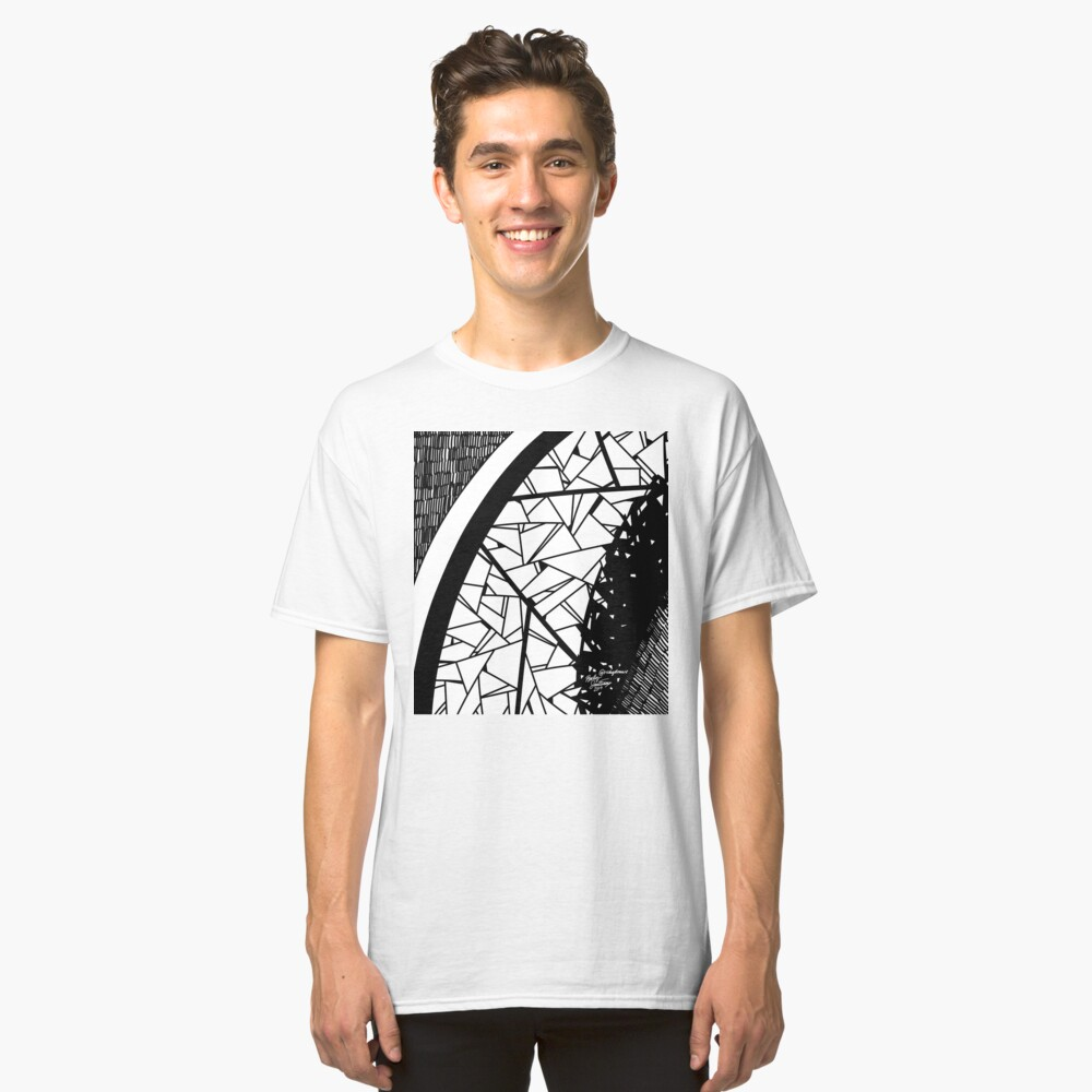 Abstract 7 Classic T-Shirt