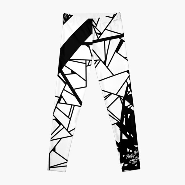 Abstract 7 Leggings