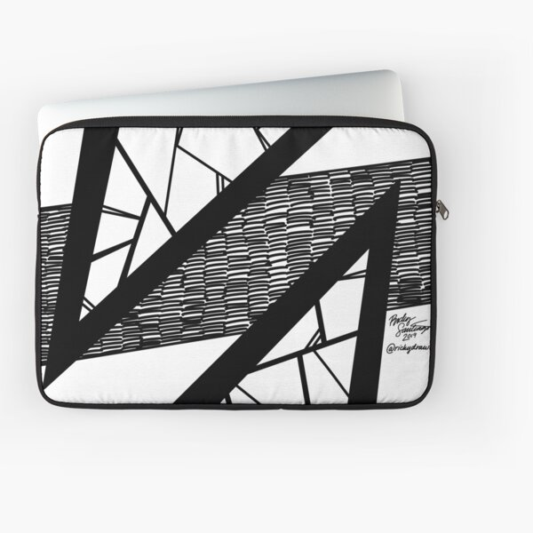 Abstract 8 Laptop Sleeve