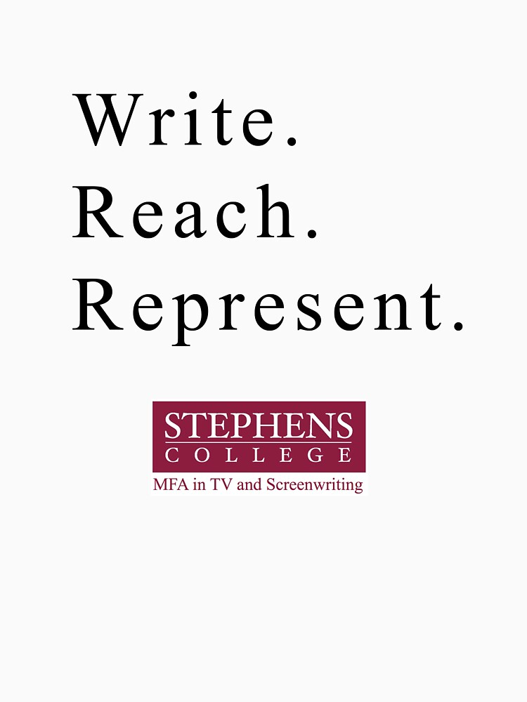 Write. Reach. Represent. by douglasewelch