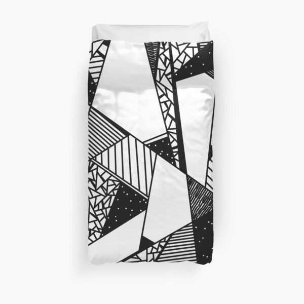 Abstract 9 Duvet Cover