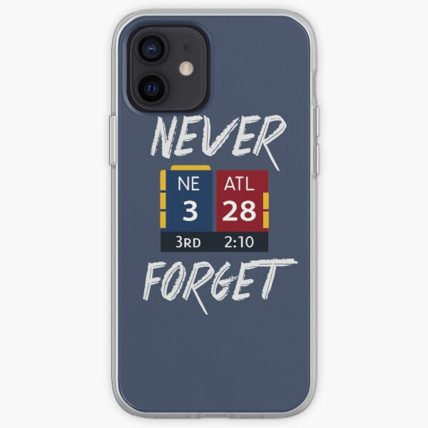 Never Forget 28-3 Historic Comeback Shirt, Mug, Phone Case, Pillow & Wall Tapestry! iPhone Soft Case