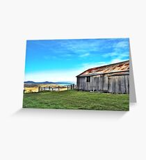 Freycinet View Greeting Card