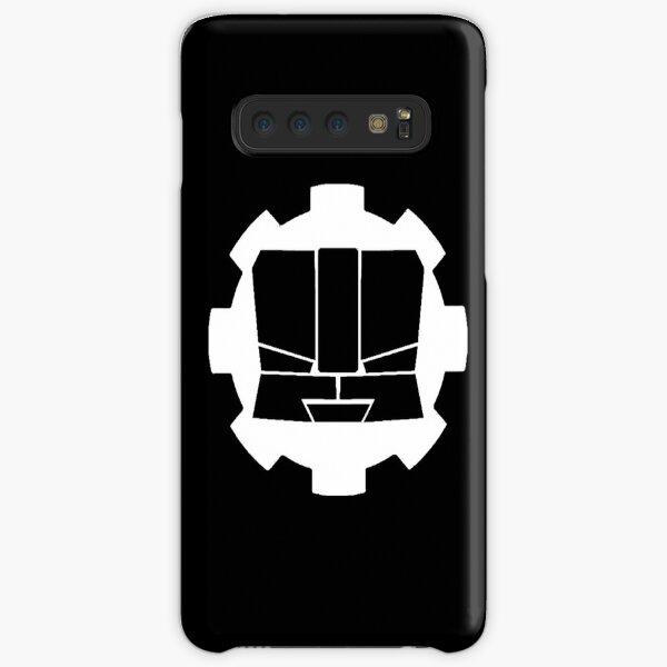 Heroic Gearo Emblem - White Samsung Galaxy Snap Case
