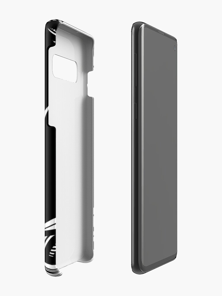 Alternate view of Abstract Portrait 5 Case & Skin for Samsung Galaxy