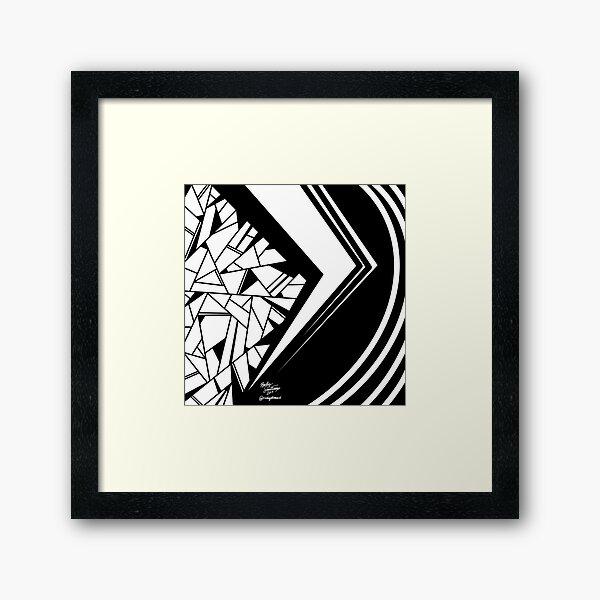 Abstract 13 Framed Art Print