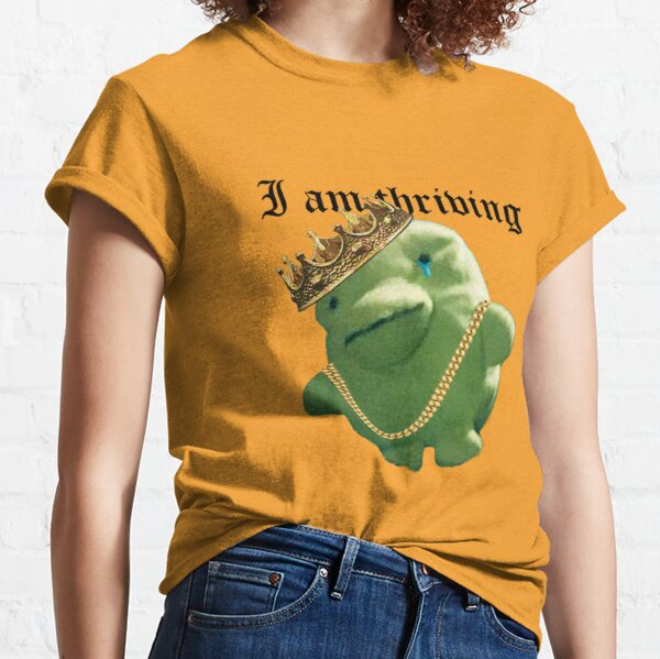 Kuchipatchi is Thriving Classic T-Shirt