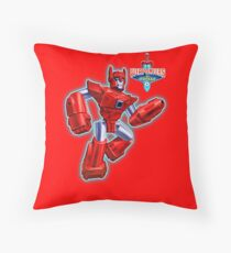 Weaponeers of Monkaa Empyreus Throw Pillow