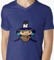 Lil miss snaggable Men's V-Neck T-Shirt