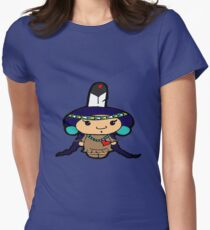 Lil miss snaggable Women's Fitted T-Shirt