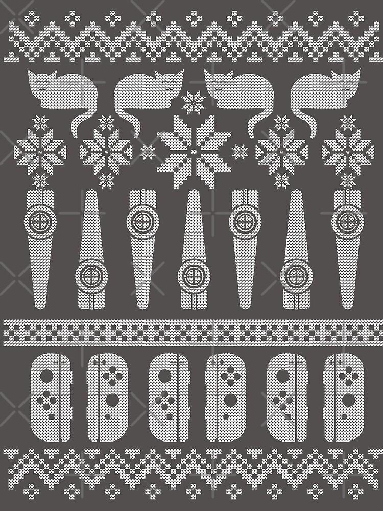 A Very Kazoo Christmas by TheYellowKazoo