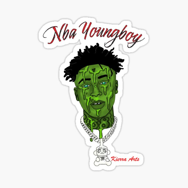 NBA YB Sticker